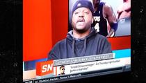 Aries Spears -- Cracks Michael Sam Gay Joke on ESPN ... 'I Probably Won't Be Back'