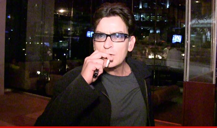 Charlie Sheen Drugs