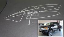 Johnny Manziel -- Best Piece of Johnny Football Memorabilia Ever ... His Autographed Truck!