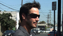 Keanu Reeves -- I Need Protection from Delusional Woman