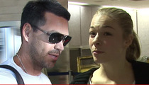 LeAnn Rimes and Eddie Cibrian -- Our Ex-Maid Is Trying to Shake Us Down