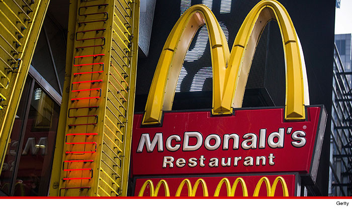 McDonalds Sued Beating