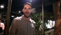 Dodgers Star Andre Ethier -- 'This Town Might Burn Down' ... If We Win the World Series