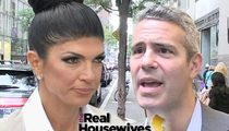 Teresa Giudice -- Leaves Cast Members Fuming ... Before Pre-Prison Reunion Taping