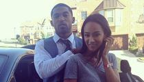 NFL Star Orlando Scandrick -- BACK ON ... With 'Basketball Wives' Star