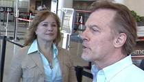Stephen Collins and Faye Grant -- Who's Been Sleeping in My Bed?
