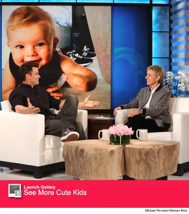 Josh Duhamel's Son Axl...