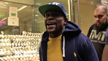 Floyd Mayweather -- I'm Gonna Train Michael Jackson's Son ... To Fight!