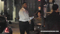 Michael Strahan -- Back on the Dating Scene ... with a Hottie (VIDEO)