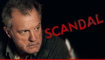 Stephen Collins -- Child Molestation Scandal Costs Him Part on 'Scandal'