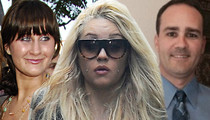 Amanda Bynes - Siblings Draw Battle Lines ... Our Dad Is NOT An Abuser