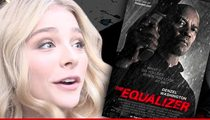 Chloë Grace Moretz -- I Win Big Bucks If Denzel Puts Asses In Seats