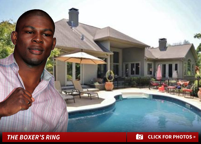 Boxer Jermain Taylor I M Selling The Mansion Where