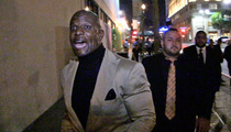Terry Crews -- RAIDERS FANS THREATENED MY WIFE ... When I Played for the Rams