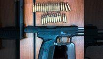 Waka Flocka Flame -- Loaded Gun that Triggered Arrest ... Thanks for the PIC, TSA!