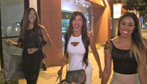 'Total Divas' Star -- My Boobs Almost Fell Out ... AT WRESTLEMANIA!