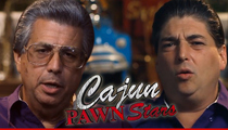 'Cajun Pawn Stars' -- We Got Illegally Raided ... Cops Jacked Our Sewer Snake