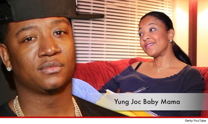 Yung Joc Baby Mama