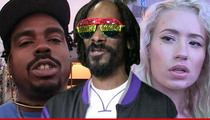 Snoop Dogg vs. Iggy Azalea -- Dogg Pound Bites Back... Iggy's Not On Snoop's Level