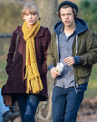 "Taylor Swift Drops New Single ""Out of the Woods"" -- Is It About Harry Styles?!"