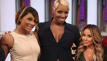 "NeNe Leakes Throws Major Shade at ""RHOA"" Costars Cynthia Bailey and Kenya Moore"