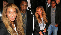 Beyonce -- Not So Flawless ... Said Her New Hairdo