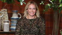"Chelsea Handler Talks Nude Shower Scene on ""Ellen,"" Reveals Why She Loves Going Naked"