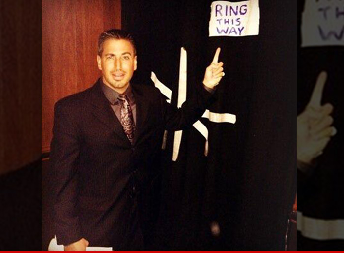 WWE Announcer Justin Roberts Book
