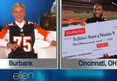 Ellen DeGeneres -- $10K DONATION TO DEVON STILL
