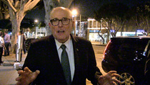 Rudy Giuliani to Jets Fans -- DON'T BLAME REX ... Blame His Players