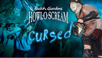 Busch Gardens -- Pregnant Woman Sues Over Chainsaw Horror