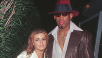 Carmen Electra -- Spills Guts On Dennis Rodman ... Marriage Was Super Volatile