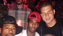Chris Paul & Blake Griffin -- HILARIOUS ROOKIE HAZING ... In Vegas Nightclub