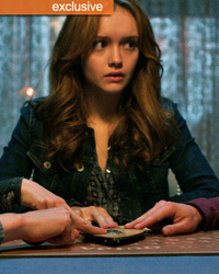 """Ouija"" Star Reveals the Set Moment That Almost Made Her Pee Her Pants!"