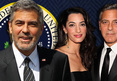 George Clooney -- Hail to Amal and the Future Chief?