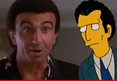 'The Simpsons' -- Accused of Mob Hit ... Yous Guys Stole My Identity