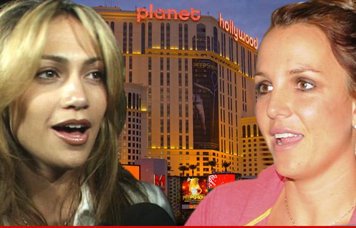 Jennifer Lopez Makes Vegas Deal … Better Than Britney's