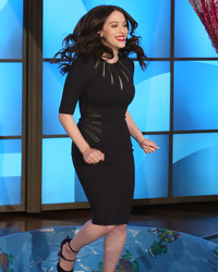 "Kat Dennings on Working With Kim Kardashian: ""Her Ass Is Amazing"""
