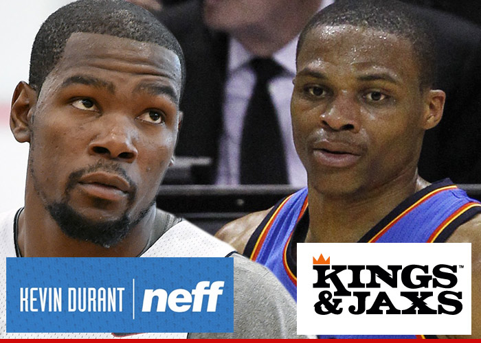1021_kevin durant_russell_westbrook_neff_kingsandjacks_getty