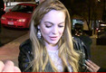 Lindsay Lohan -- My Presidential Candidate Has a Chopper Filled with Coke!