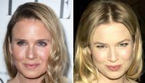 Renee Zellweger -- You Look ... Like Someone Else (PHOTO)