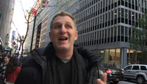 Michael Rapaport -- Squashes Beef with Spike Lee ... But Fires One Last Shot!