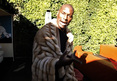 Tyrese -- Blasts Comedian ... You're Done in This Town!
