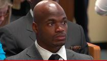 Adrian Peterson -- STRIKES PLEA DEAL ... No Jail In Child Abuse Case