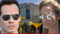 Marc Anthony -- My Vegas Deal Kicked J.Lo's Ass