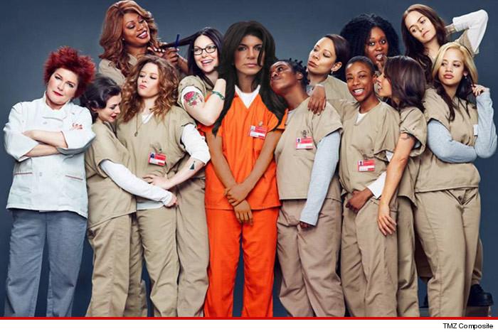 Teresa Giudice Orange Is The New Black