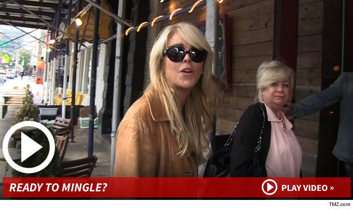 Dina Lohan Millionaire Matchmaker