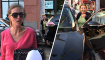 Mark Wahlberg's Wife -- Cancer Card Played in Parking Spot War