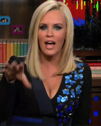 Jenny McCarthy Gushes About Donnie Wahlberg's Penis -- See What She Said!