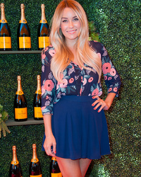 "Lauren Conrad Gets Her ""First Haircut In Years"" -- See Her Short 'Do!"
